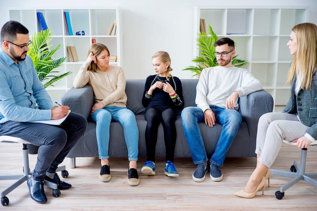Thérapies familiales