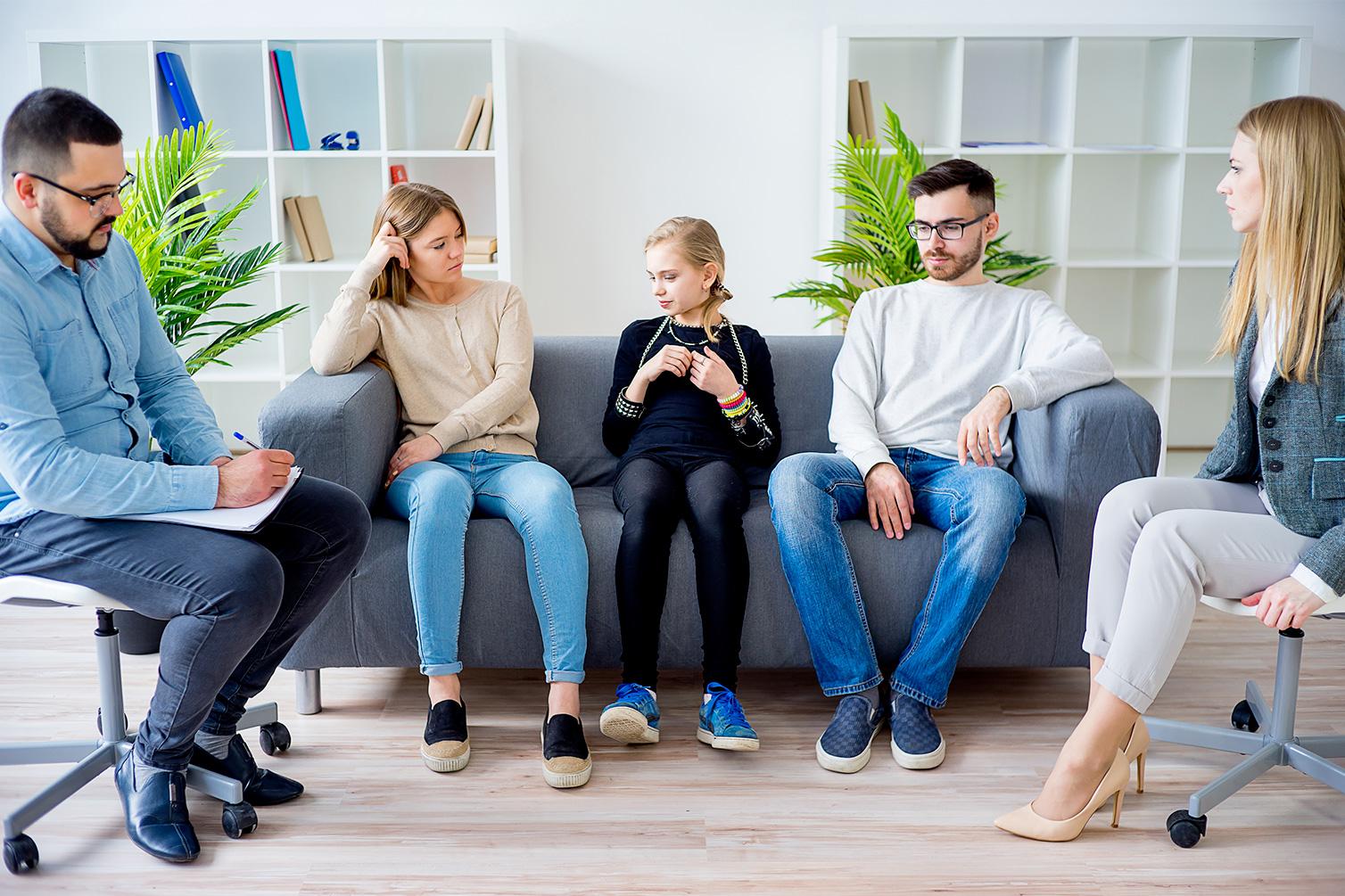 Thérapies familiales - Centre de psychologie et de ...