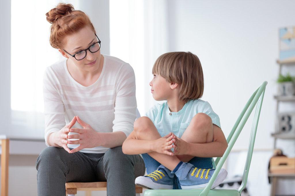 Therapies pour enfants